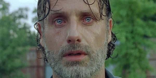 The Walking Dead: Andrew Lincoln lascia la serie tv durante la stagione 9?