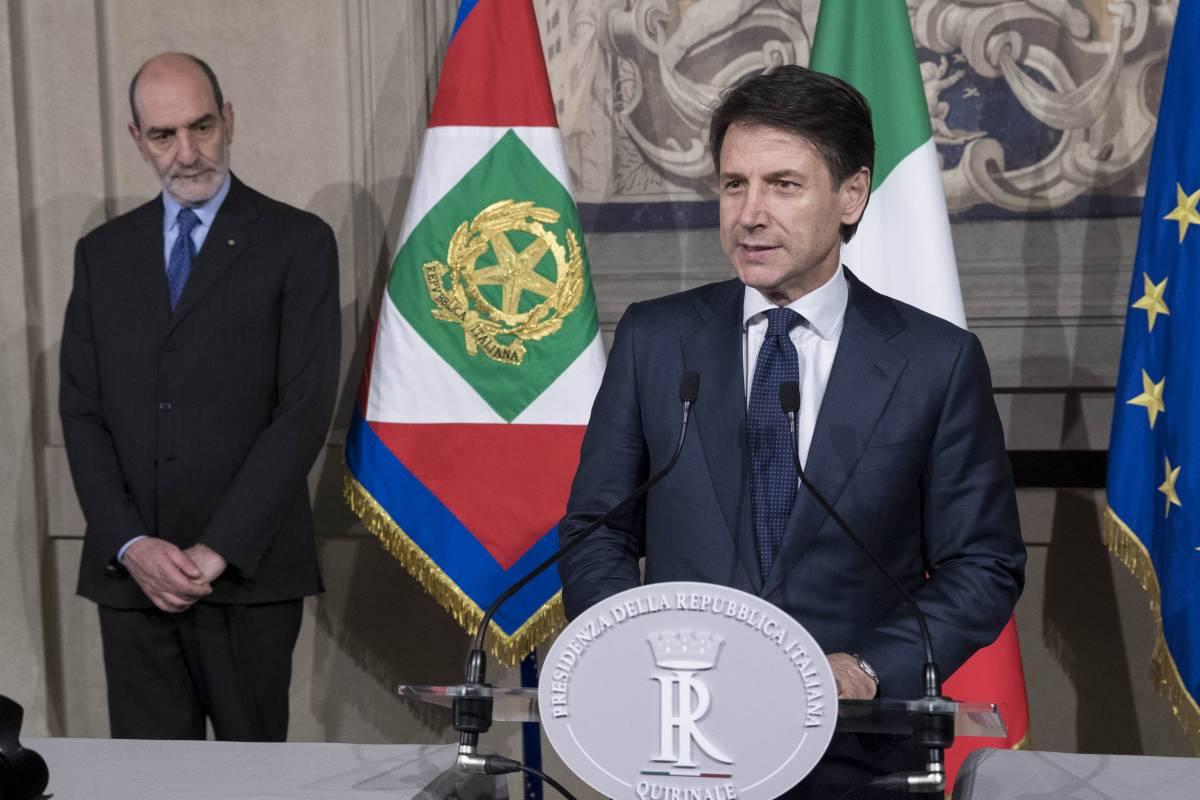 """Il premier Conte: """"Taglieremo pensioni sopra i 5000 euro netti"""""""