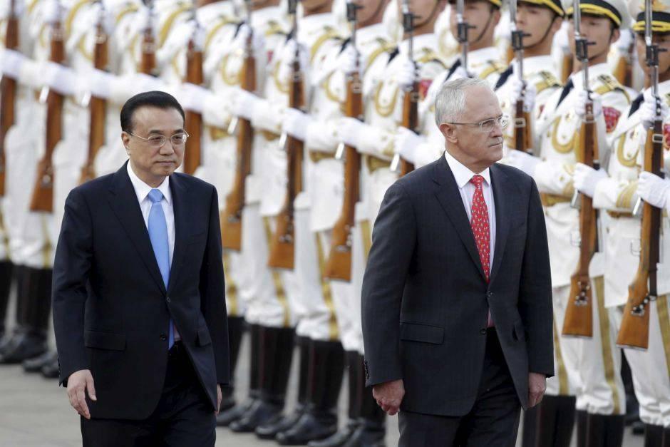 L'Australia a un bivio tra Cina e Stati Uniti