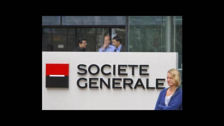 Usa, patteggiamento miliardario per il colosso Société Générale