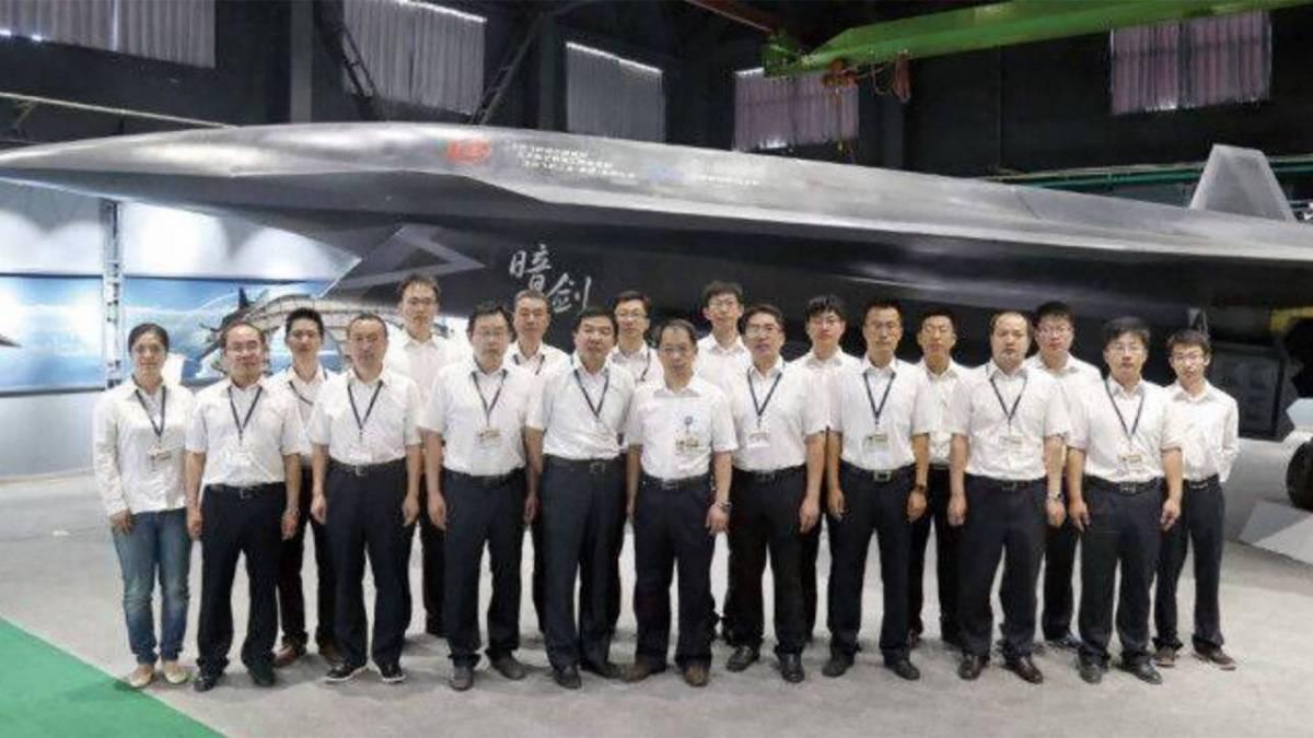 Cina, svelato primo drone da combattimento supersonico al mondo