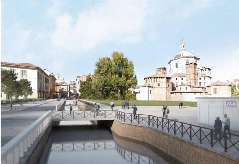 Navigli, una consultazione pubblica per la riapertura dei canali in città