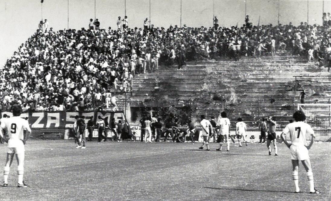 """37 anni fa il """"Rogo del Ballarin"""": storia dell'Heysel italiano"""