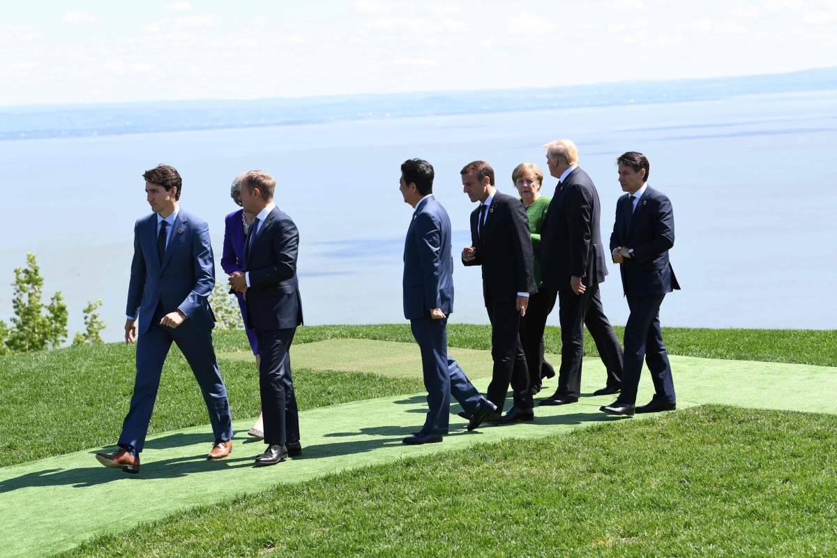 G7, Conte invitato alla casa Bianca. E la Merkel lo riallinea all'Ue
