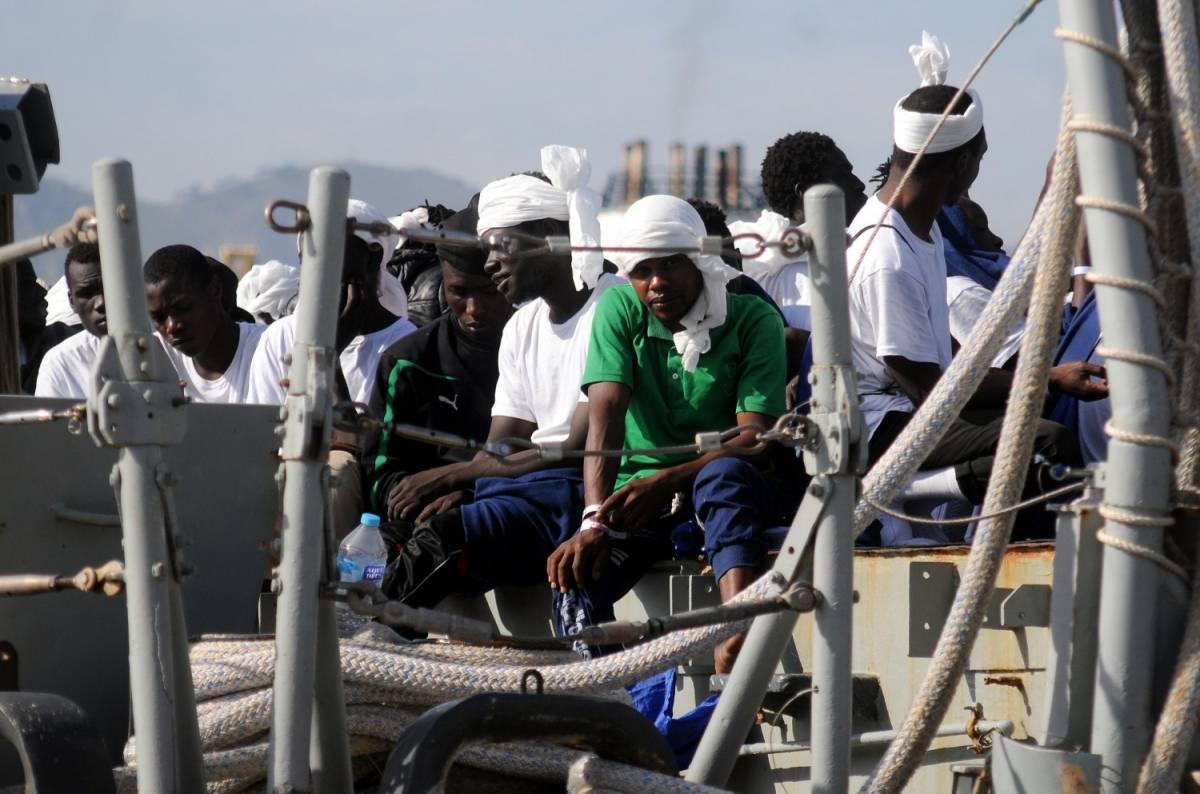 """Migranti, la Commissione Ue  """"Non li rimanderemo in Libia"""""""