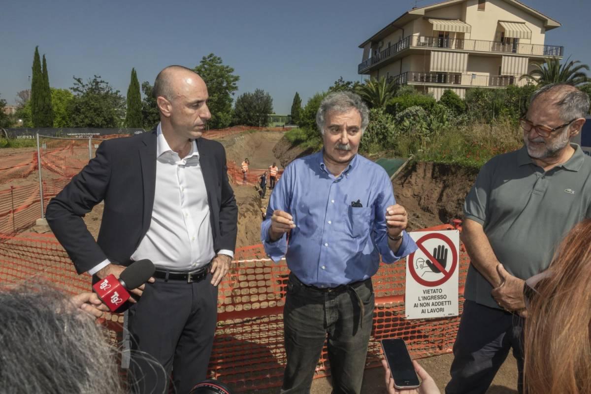 Luca Lanzalone si dimette dalla presidenza dell'Acea