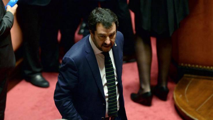 """L'Ong insulta Salvini: """"Fascista"""". Lui: """"Non vedranno più l'Italia"""""""
