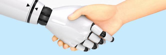 Pure i robot in cura dallo psicologo