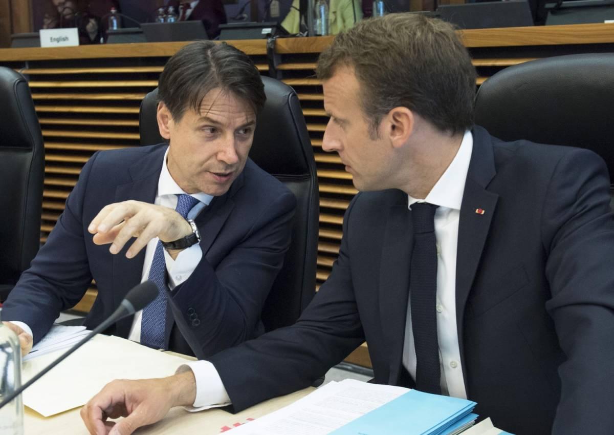Incontro segreto con Macron: così Conte ha sbloccato la Lifeline