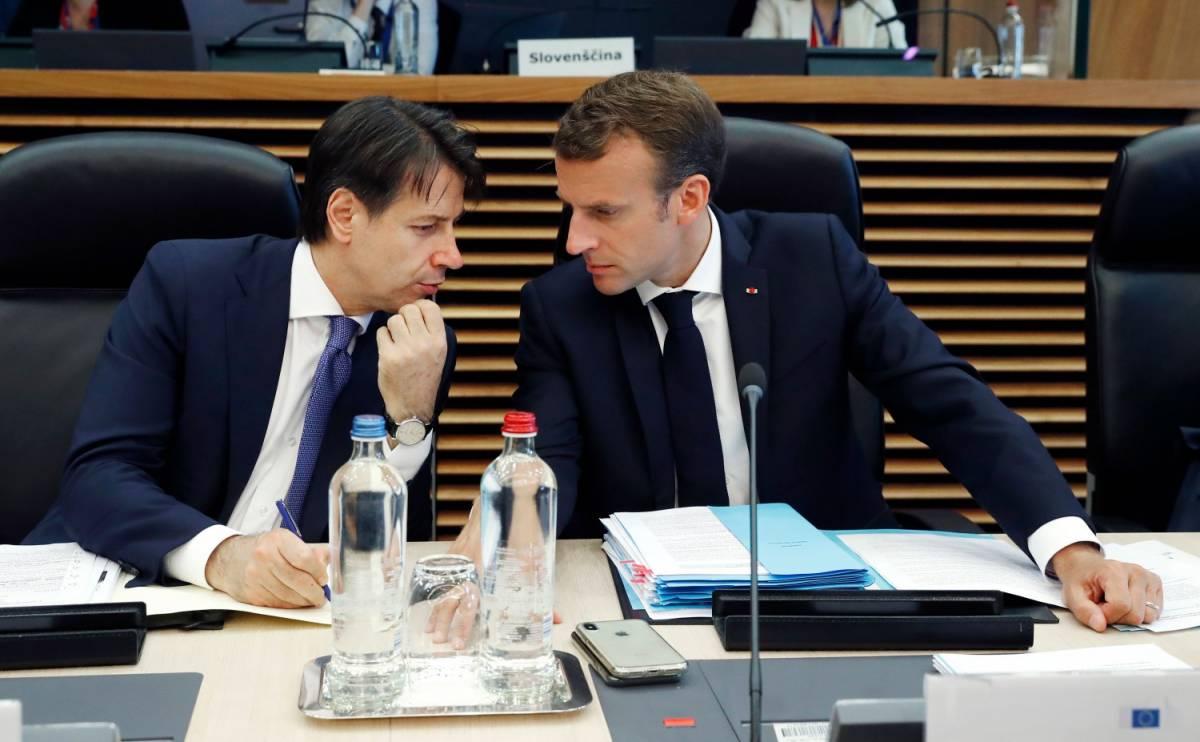"""Incontro segreto Conte-Macron. """"Lifeline"""", l'Italia segna un punto"""