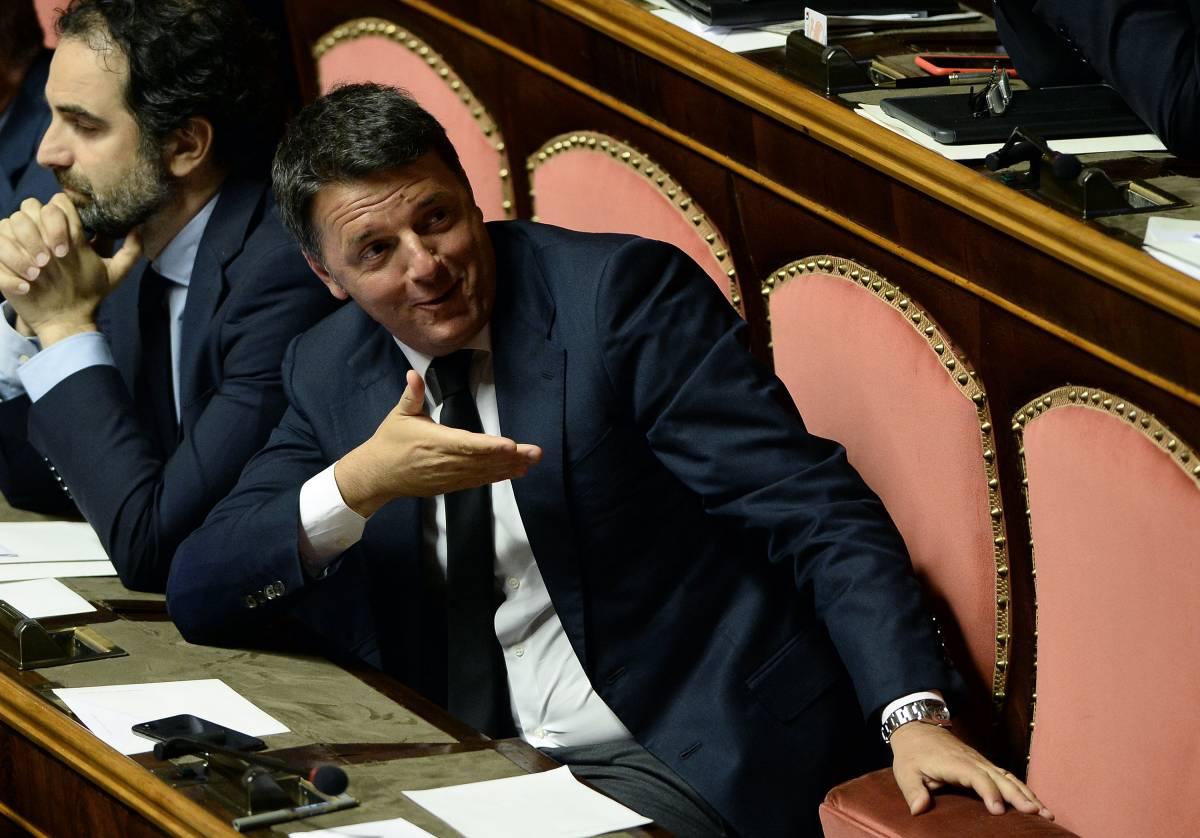 """Renzi trasloca in tv: """"Uno speciale su Firenze contro le barbarie della politica"""""""