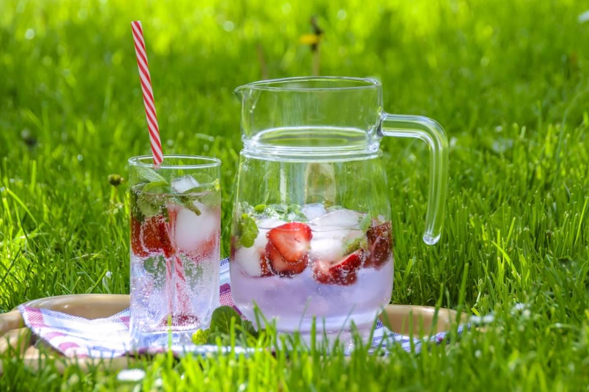 Acque aromatizzate: quali sono le migliori per l'estate