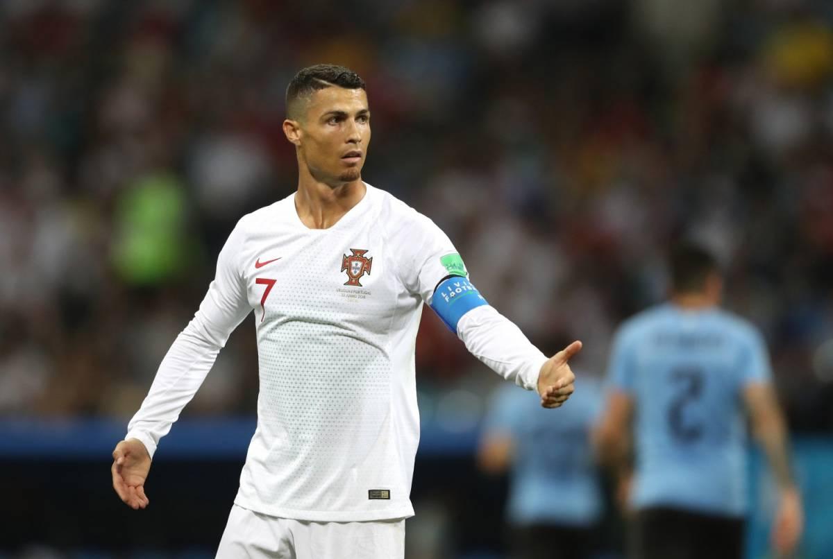 Cristiano Ronaldo alla Juventus per 105 milioni