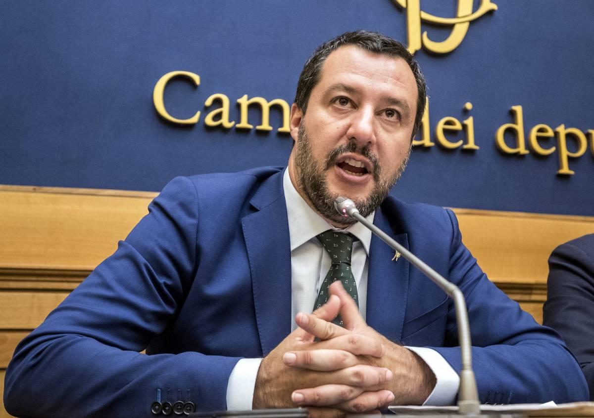La copertina choc di Famiglia Cristiana: Salvini paragonato al Demonio