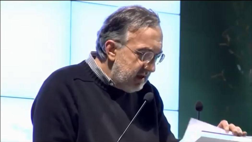 Marchionne, la lezione contro la società di soli diritti: 'Ci farà morire'