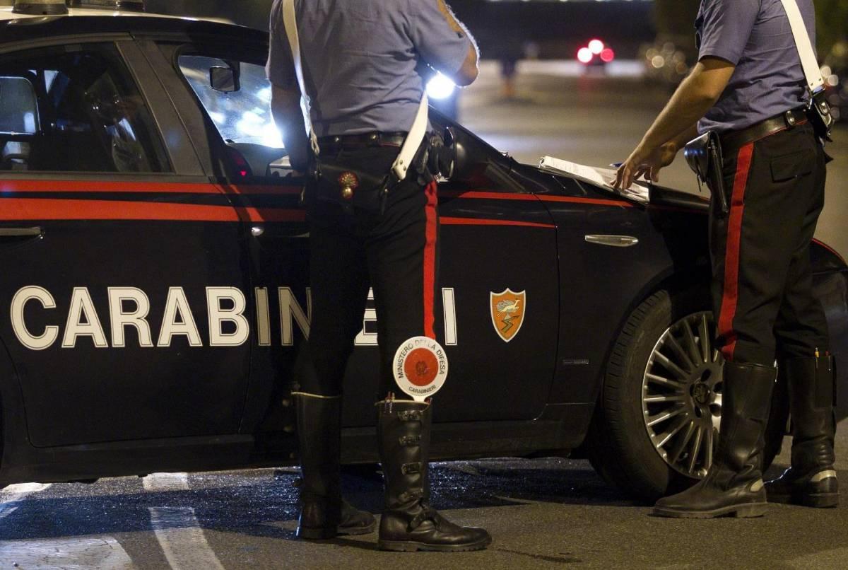 Rissa tra immigrati nel napoletano: ferito anche un carabiniere