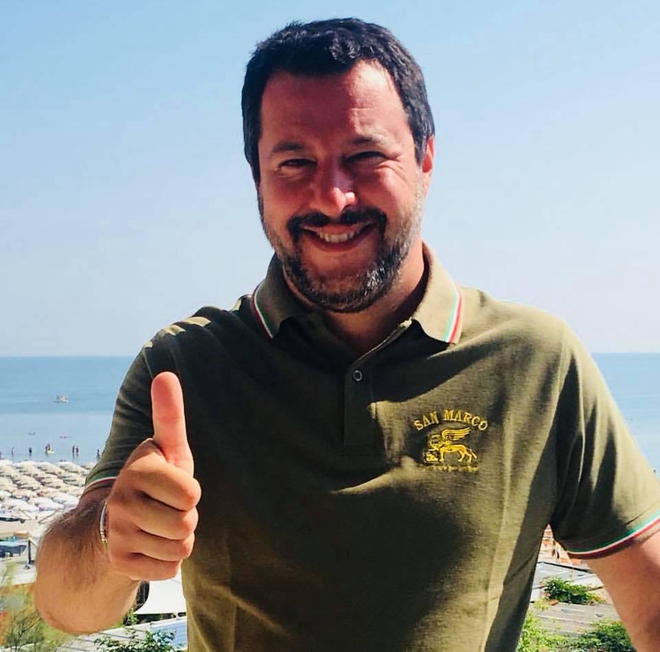 E Salvini cita di nuovo Benito Mussolini