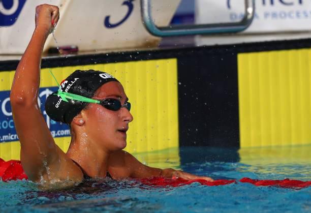 Europei di nuoto, Simona Quadarella conquista l'oro