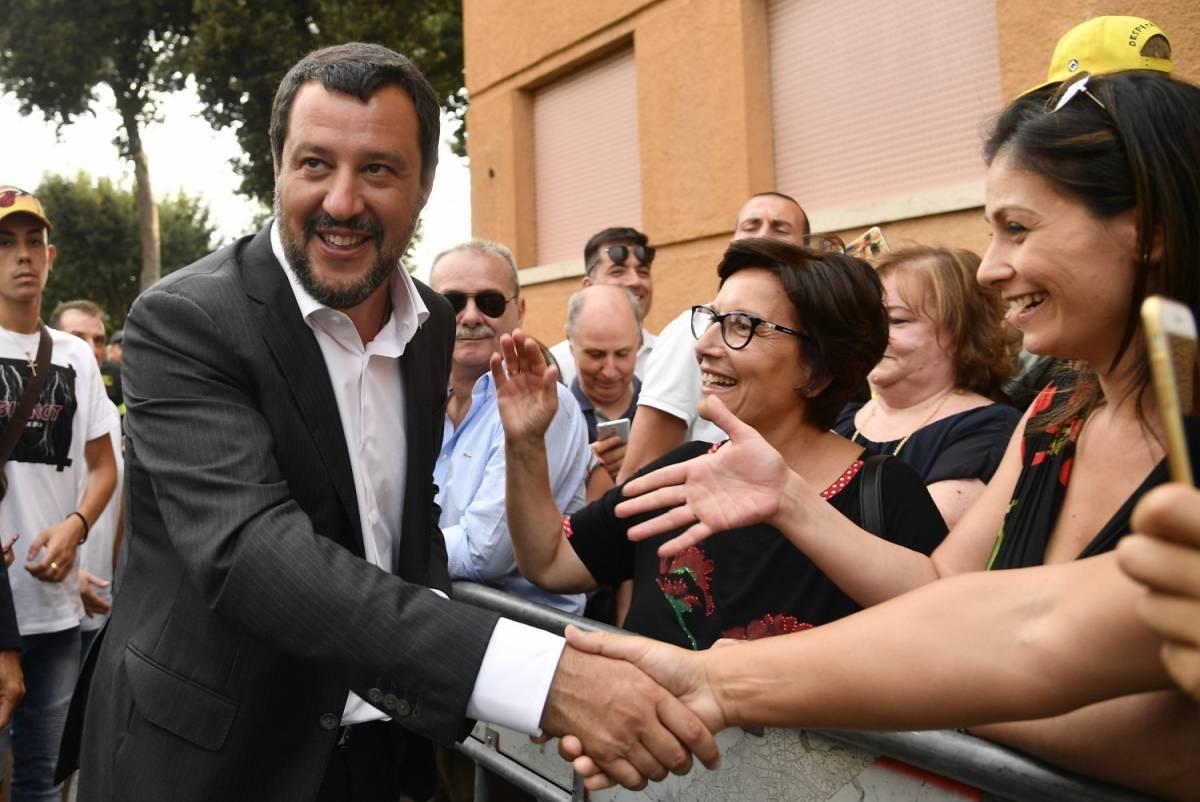 """Lega-M5S, tensione sulla Tav. E Salvini annuncia la """"rivoluzione fiscale"""""""