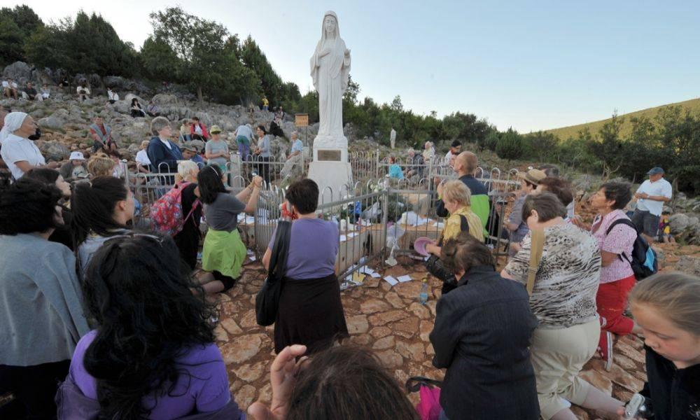 Medjugorje, scoppia lo scontro sulla data di nascita della Vergine