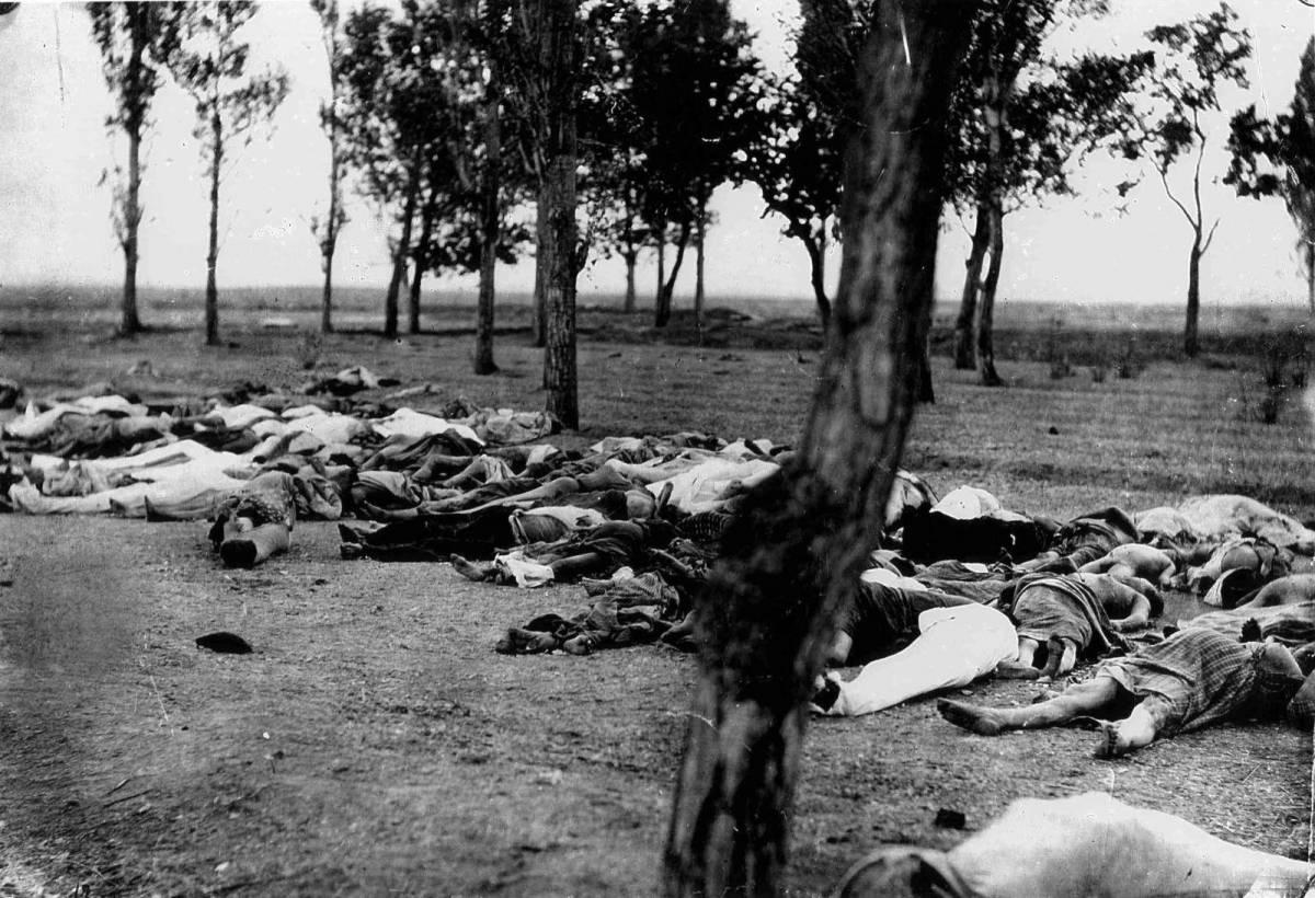"""""""Il genocidio armeno? I filosofi hanno le mani sporche di sangue"""""""