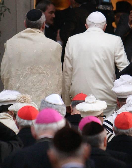 Benedetto XVI ripreso per nuovo articolo sul dialogo ebraico-cattolico