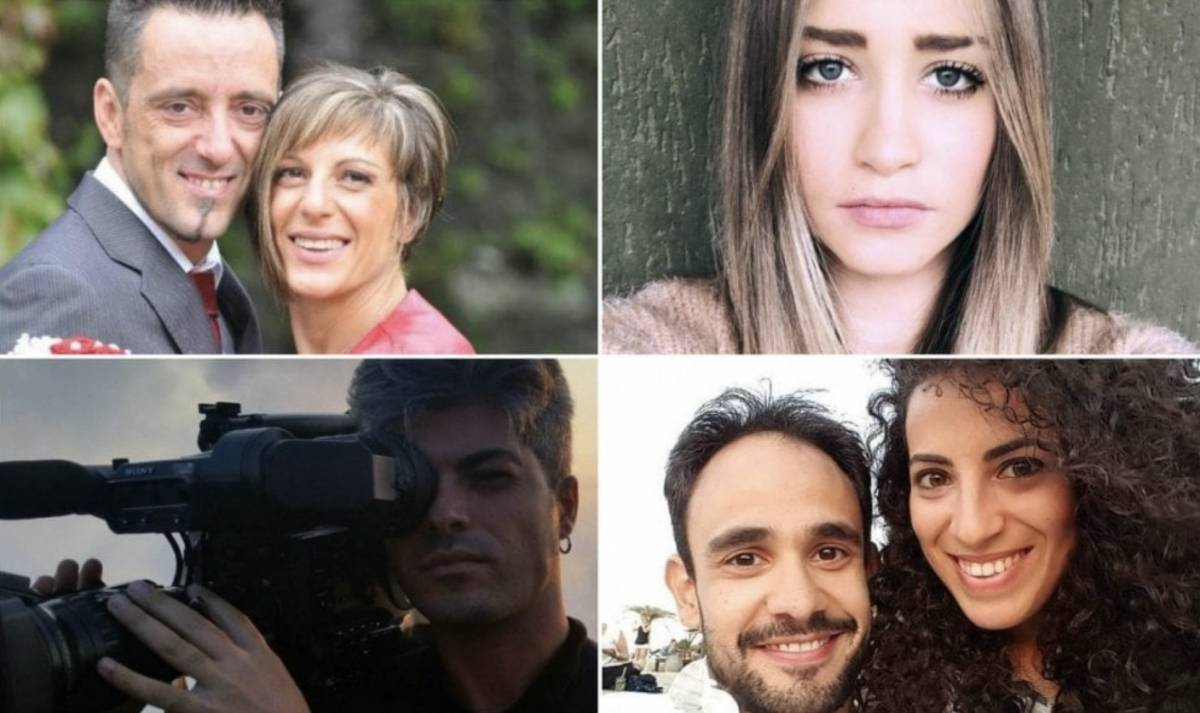 Le vite spezzate dal crollo del ponte Morandi: ecco chi sono le vittime