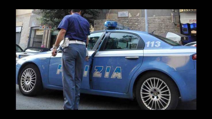 Ladro affetto da Epatite C sputa sangue addosso ai poliziotti