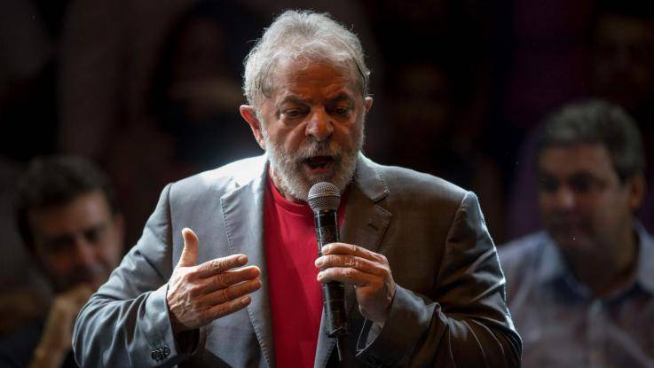 """L'Onu: """"Lula può partecipare alle elezioni, i suoi processi sono in corso"""""""