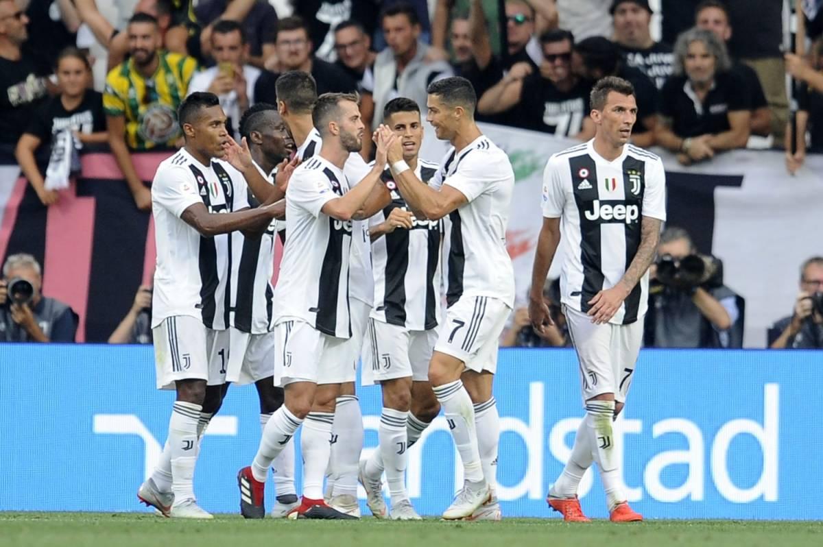 Juventus sugli scudi: da CR7 a Chellini, ecco i protagonisti della cavalcata