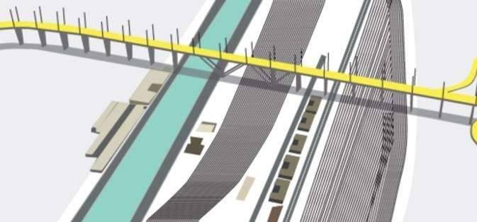 Il nuovo ponte Morandi secondo Renzo Piano: ecco la foto