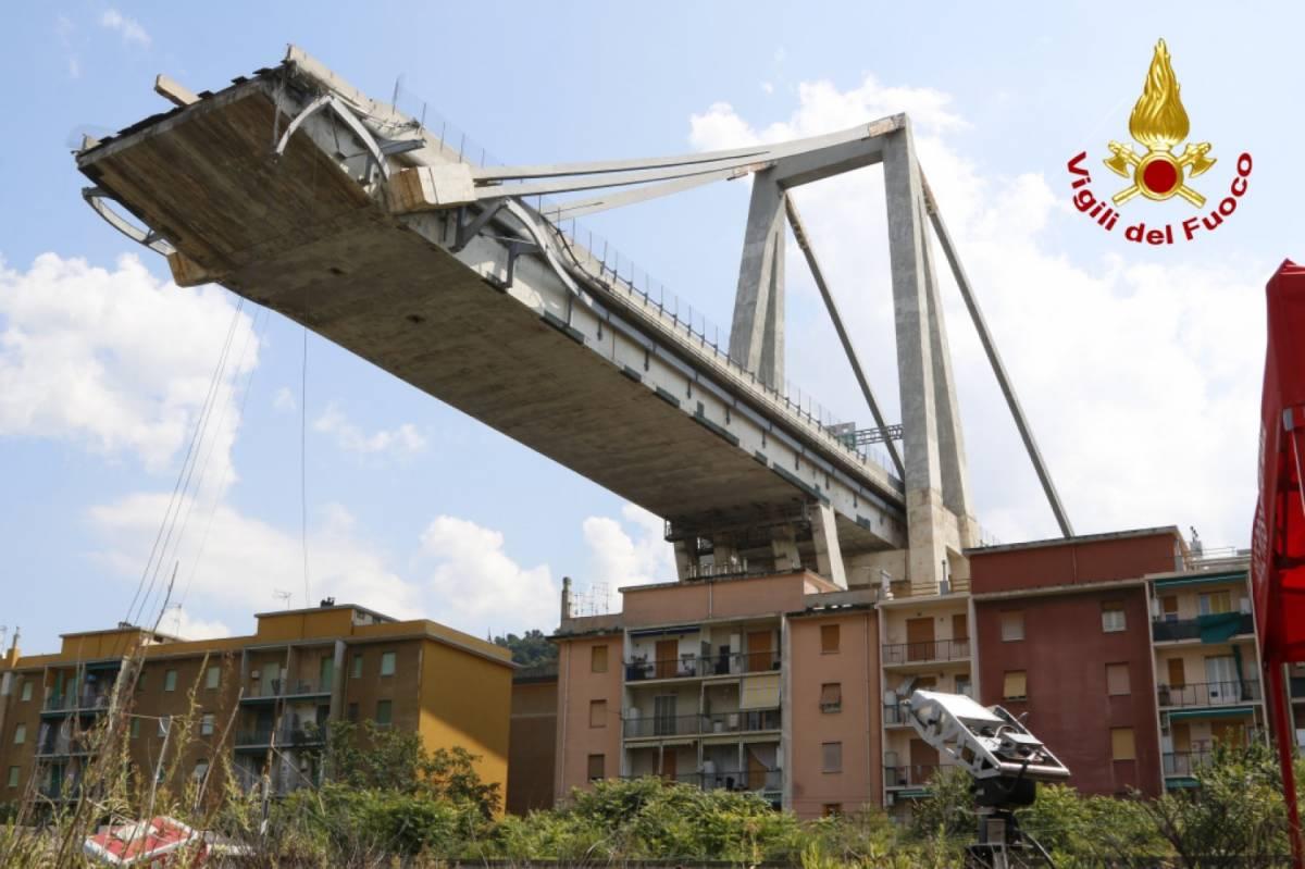 Così è crollato Ponte Morandi: le ipotesi della commissione