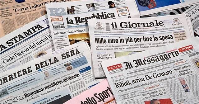Editoria, il M5S vuol mettere le mani su giornali e tv non schierati col governo