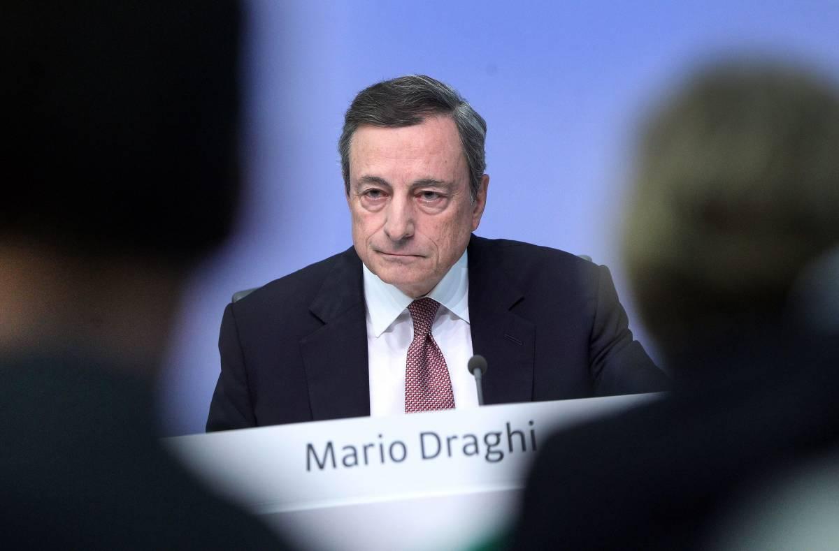 Una telefonata a Draghi ci allungherebbe la vita
