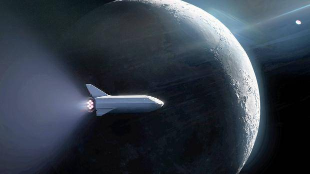 SpaceX, un miliardario giapponese sarà il primo turista della Luna