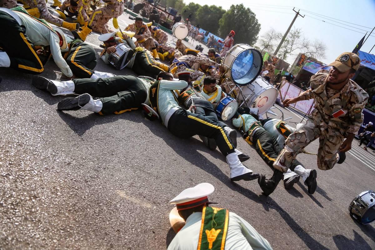 Iran, sangue sulla festa. L'ombra dei sauditi e la vendetta del petrolio