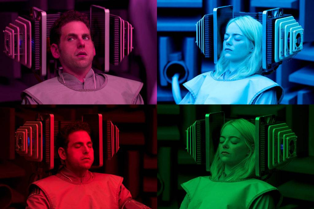 Maniac: l'impero della mente con Jonah Hill e Emma Stone
