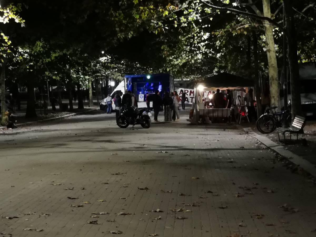 Il flop della 'No Salvini Night': hanno partecipato in quattro