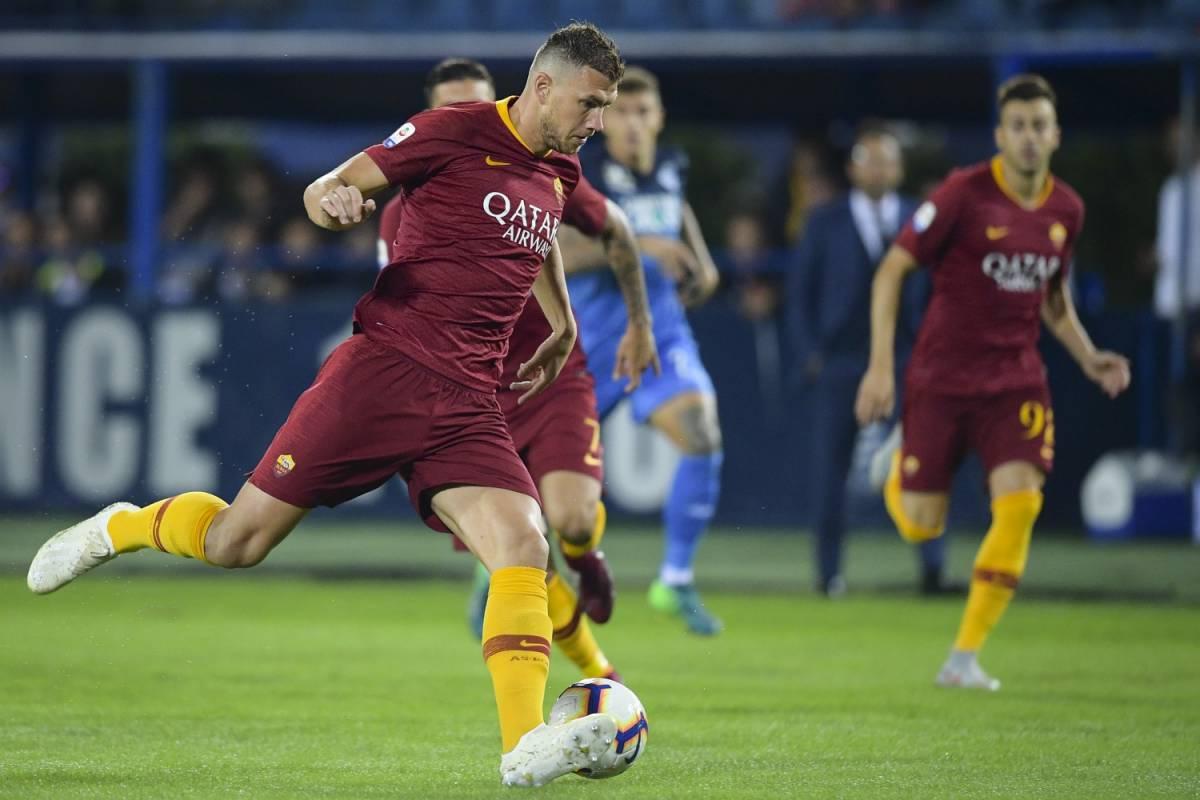 Inter, per il dopo Icardi in pole position Dzeko
