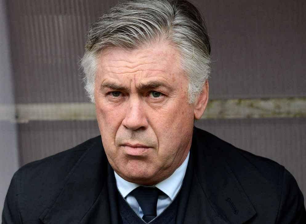 """Ancelotti torna nella sua Parigi: """"Ci vuole coraggio"""""""
