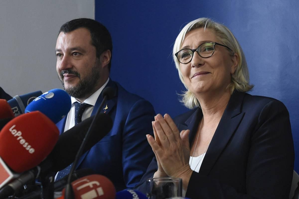 Così il fronte sovranista vuole rivoluzionare l'Unione Europea
