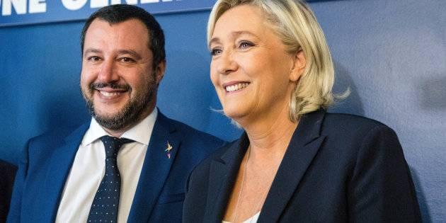 "Marine Le Pen rifiuta le ""avances"" politiche di Steve Bannon"