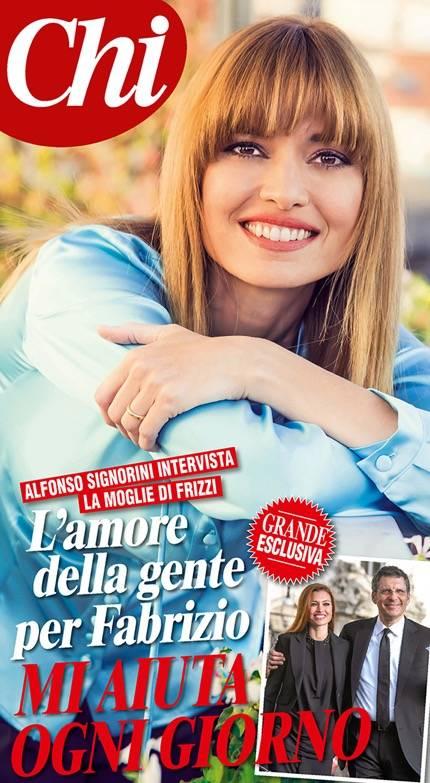 """Carlotta Mantovan: """"Riparto grazie all'aiuto di chi amava il mio Fabrizio..."""""""