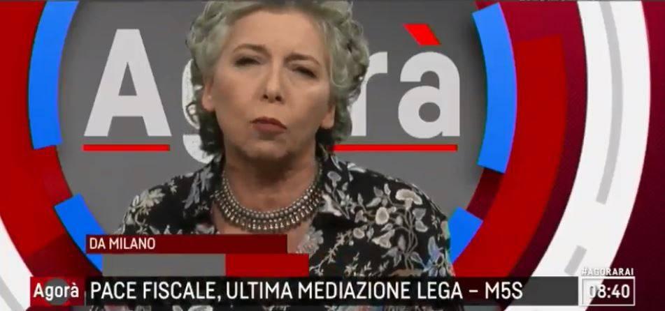 """La Pivetti contro Di Maio: """"Reddito di cittadinanza non risolleva le sorti d'Italia"""""""