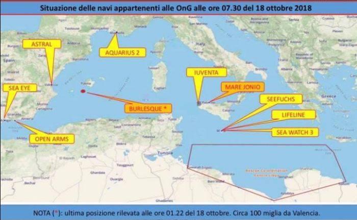 Ora il mare è libero dalle Ong. Nessuna nave di fronte alla Libia