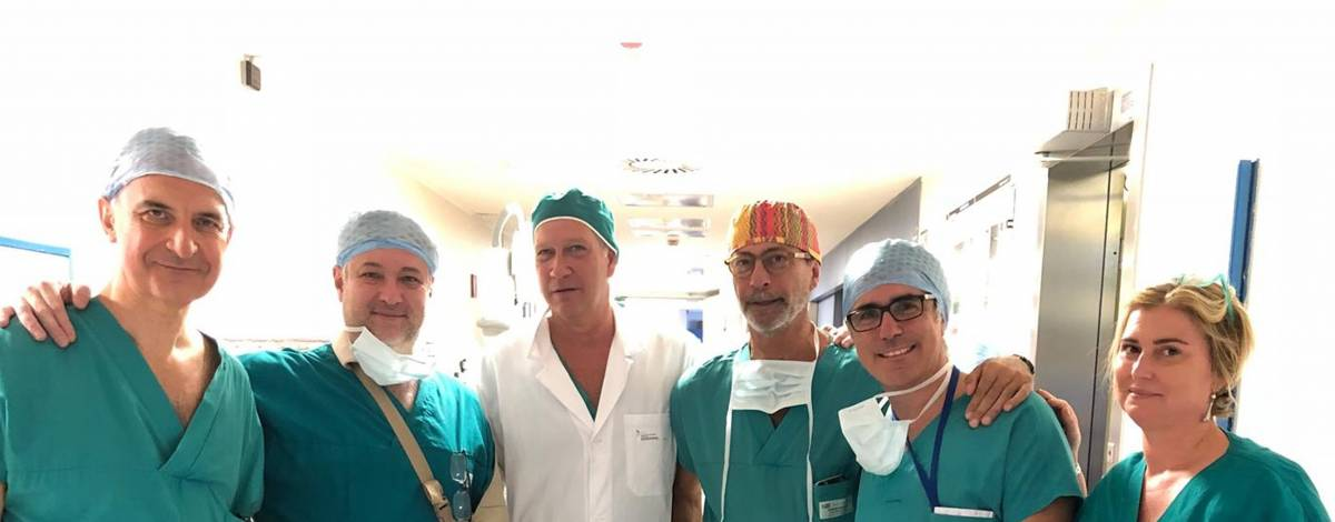 Spina bifida, operazione in utero al San Raffaele
