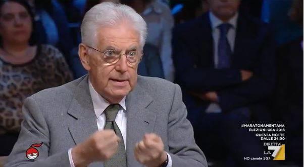 Lite a distanza tra ex premier: è Renzi contro Monti
