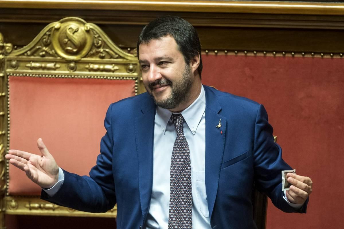 Il Dl Sicurezza passa al Senato. I ribelli 5 S non fermano Salvini
