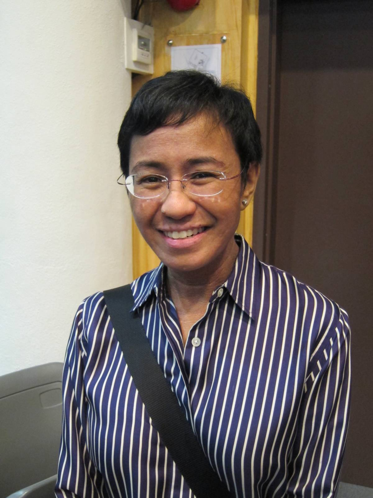 Filippine, la giornalista Maria Ressa arrestata per diffamazione