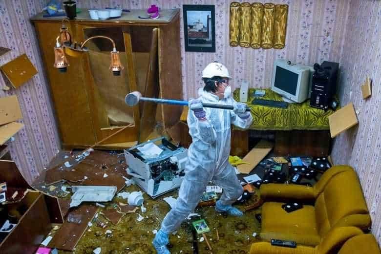 """A Bologna arriva la """"stanza della rabbia"""": spaccar tutto per vincere lo stress"""